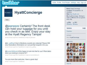 HyattConcierge